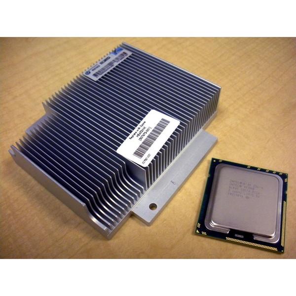 HP 588068-L21 594885-001 Intel Xeon E5640 QC 2.66GHz/12MB Processor Kit for DL360 G7 via Flagship Tech