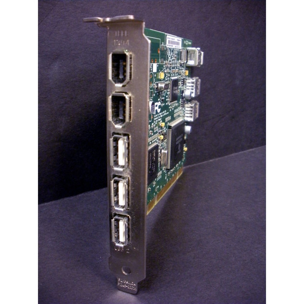Sun 375-3140 IEEE 1394 / USB Combo PCI Card via Flagship Tech