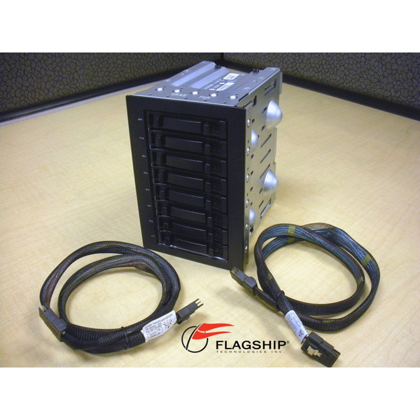 HP 507803-B21 8 SFF SAS/SATA 2nd Drive Cage Kit for DL370 G6 Only (1st, 2nd, or 3rd Bays)