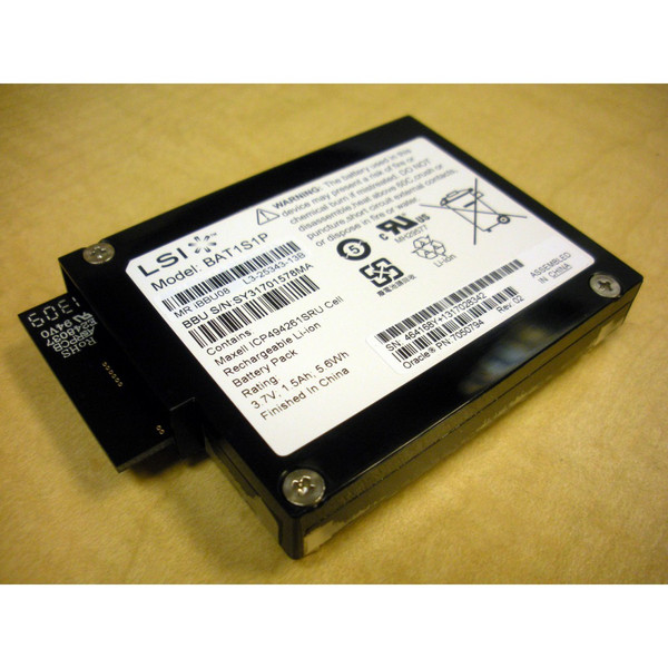 Sun 371-4982 7050794 6Gb SAS RAID Card Battery Module Li-ion via Flagship Tech