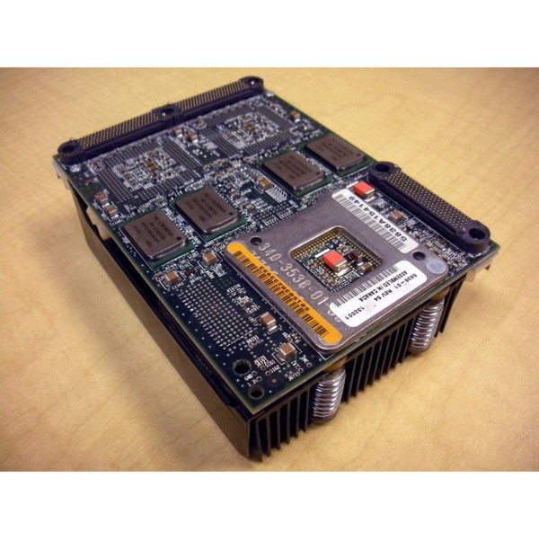 Sun 501-5838 X2580A 400MHz/8MB UltraSPARC II CPU for E3x00 E4x00 E5x00 E6x00 via Flagship Tech