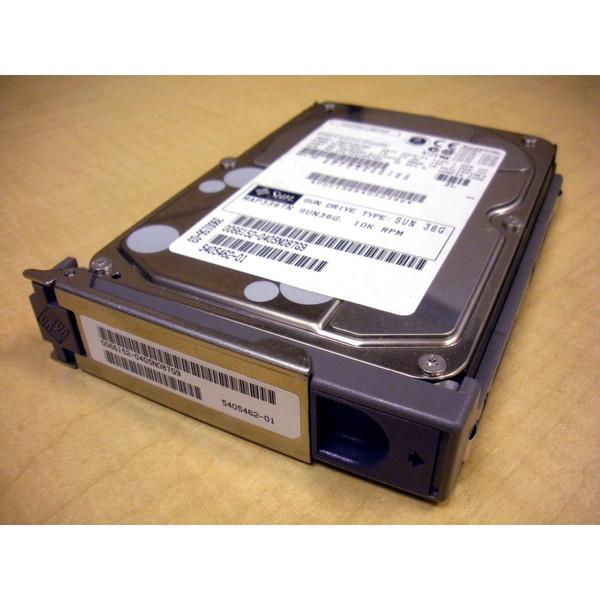 Sun 540-5462 X5261A 36GB 10K SCSI Hard Drive w/ Spud Bracket via Flagship Tech