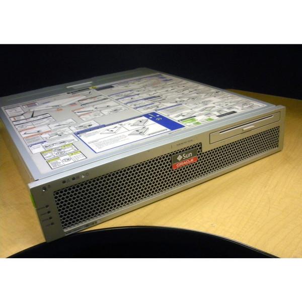 Sun Netra T5220 1.2GHz 4-Core, 16GB, 2x 146GB Server w/ DVD and Rack Kitv via Flagship Tech