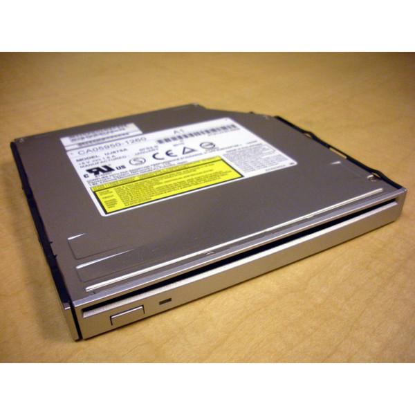 Sun 371-4234 Slimline 8x DVD Writer / 24x CD Writer SATA Silver Bezel for M3000 via Flagship Tech