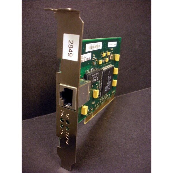 IBM 2849-9406 53P0057 PCI 10/100 Ethernet IOA Adapter via Flagship Tech