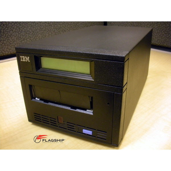 IBM 3580-L11 100/200GB Ultrium LTO-1 External SCSI LVD Tape Drive