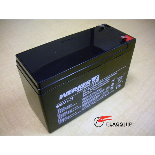 SLAA12-725F 12V 7.5Ah Battery WKA12-7F