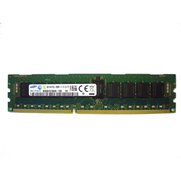 DELL 3W79M 8GB 1x8GB PC3L-12800R 1Rx8 1600MHz Memory RAM RDIMM via Flagship Tech