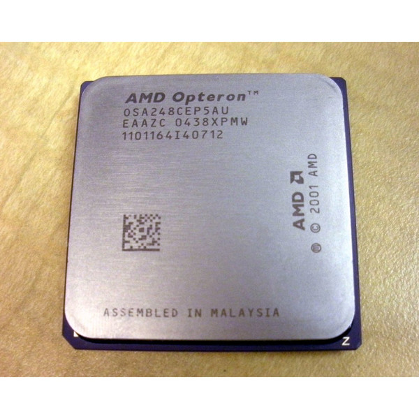 Sun 370-6785 X9836A AMD Opteron 248 2.2GHz Processor via Flagship Tech