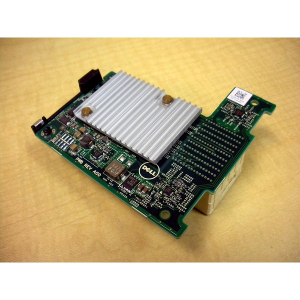 Dell PowerEdge 10Gb Quad Port PCIe Mezzanine Network Card 6YCP8 via Flagship Tech