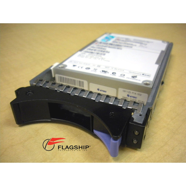 IBM 1890 44V6821 69GB SAS SFF SSD Solid State Drive w/ Bracket