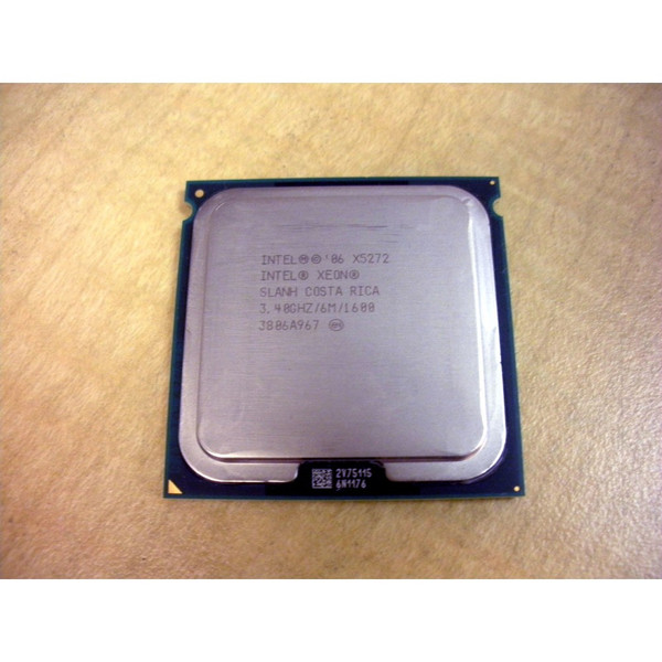 Sun 371-4181 X5107A Intel Xeon X5272 3.4GHz Dual Core Processor via Flagship Tech