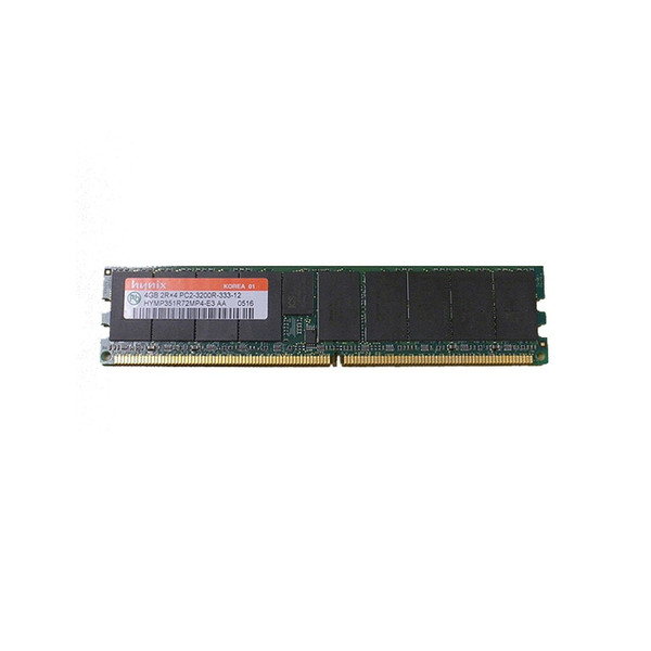 DELL X1564 PowerEdge 4GB PC2-3200R 400MHz 2Rx4 DDR2 ECC Memory RAM DIMM