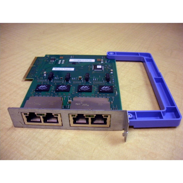 IBM 46K7971 46K7972 1819 5624 Quad Port 1Gb Ethernet Card 10N9622 via Flagship Tech