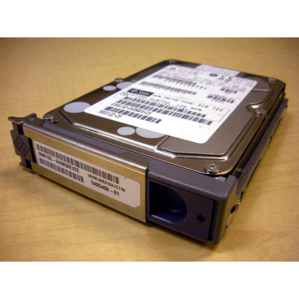 Sun 540-5408 X6805A 73.4GB 10K FC-AL Hard Drive w/ Spud Bracket via Flagship Tech