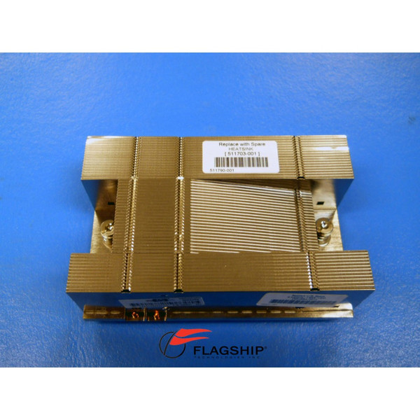 HP 511703-001 BL490C G6 Processor Heatsink