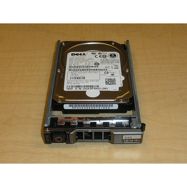 DELL 341-9875 146GB 15K SFF SAS 6GBPS Hard Drive Disk