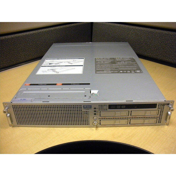 Sun SEWPA M3000 2.52GHz QC SPARC 64 VII, 16GB RAM, 300GB, Server w/ Rack Kit