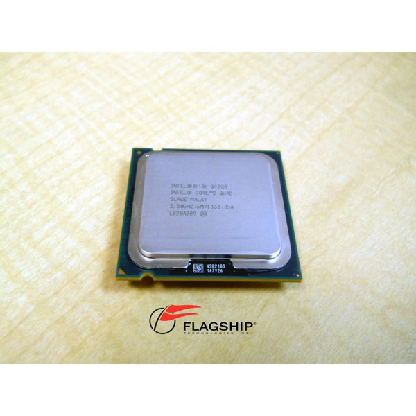 HP 466172-001 INTEL CORE2 DUO Q9300 2.5GHZ 6M PROC via Flagship Tech