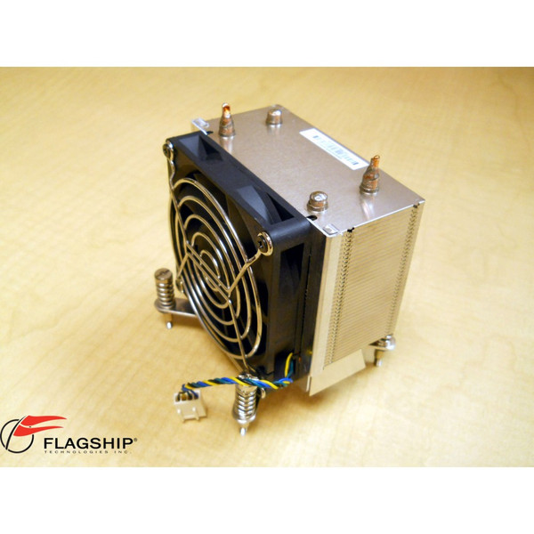 HP 453580-001 XW4600 Heatsink with Fan via Flagship Tech