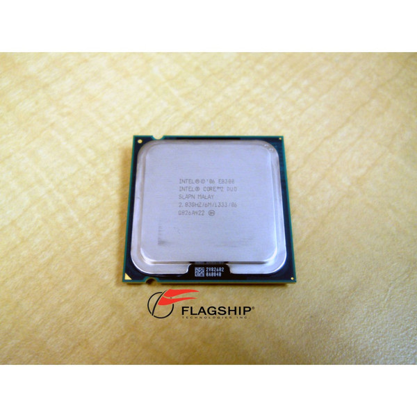 HP 466168-001 INTEL CORE2 DUO E8300 2.83GHZ 6M PROC via Flagship Tech
