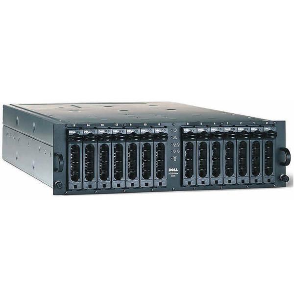 Dell PowerVault 220S Storage Array 14x 300GB U320 10K SCSI Drives