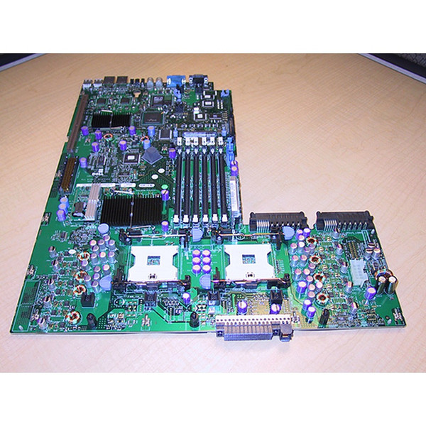 Dell PowerEdge 2850 2800 System Mother Board V4 XC320 top