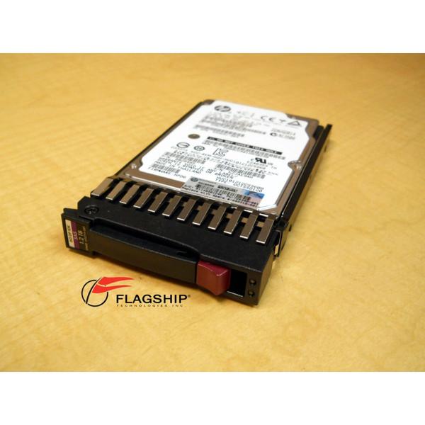 HP 718160-B21 1.2TB 6G SAS 10K SFF ENT Hard Drive Disk via Flagship Tech