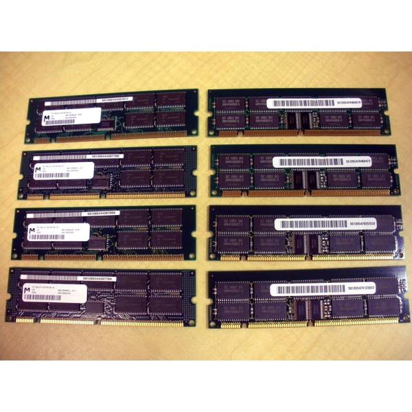 Sun X7023A 1GB (8x 128MB) Memory Kit 501-2654 E3x00 E4x00 E5x00 E6x00 E10K via Flagship Tech