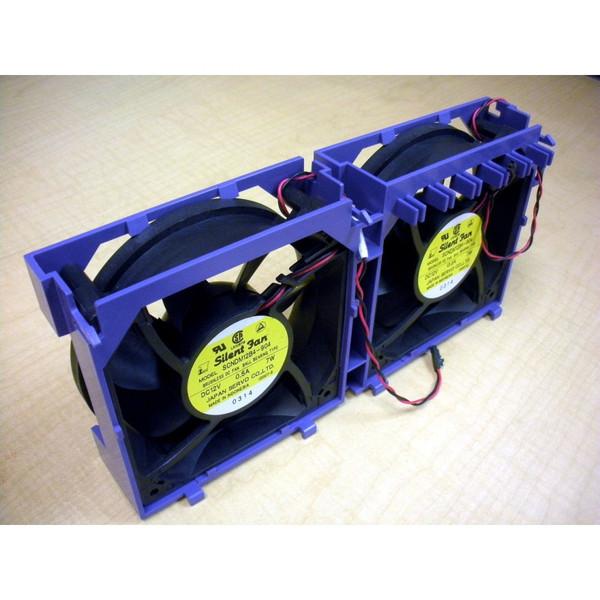 Sun 540-3637 Dual Fan Assembly for Ultra 80 Blade 1000 2000 (330-2416) via Flagship Tech