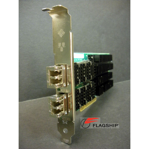 Sun 375-3586 Intel PRO/Dual Port/10GbE-SR x8 PCI Express X1107A-Z