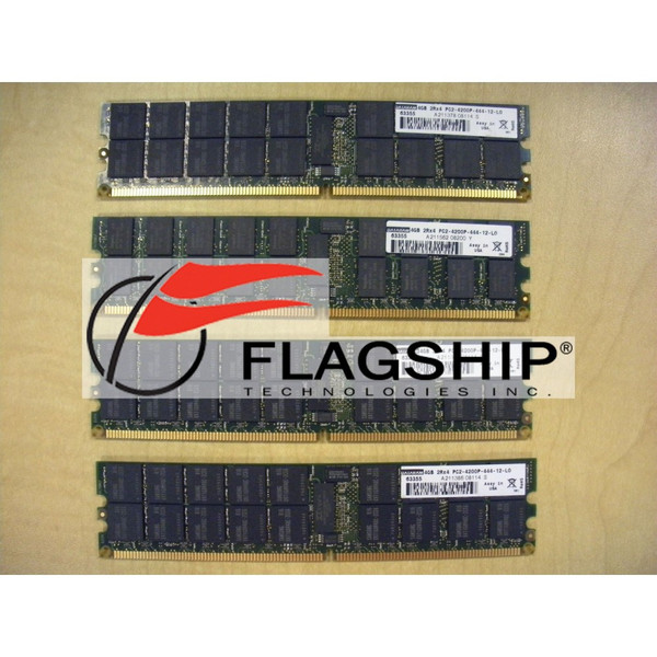 Dataram DRH6600/16GB 16GB (4x 4GB) DDR2-533 PC2-4200 Memory Kit