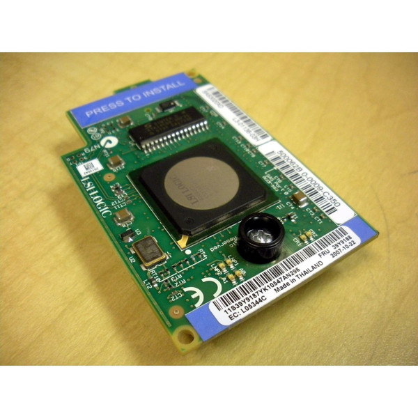 IBM 39Y9188 39Y9187 BladeCenter SAS Expansion Card CFFv via Flagship Tech