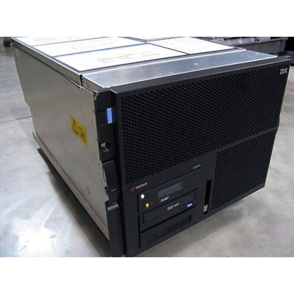 IBM 7038-6M2 p650 2-Way 1.45GHz 8GB 2x 73GB Server