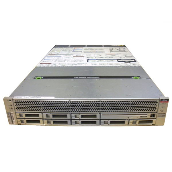 Sun T4-1 2.85GHz 8-Core 16GB 2x 300GB Server via Flagship Tech
