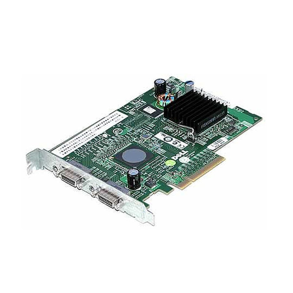 Dell SAS 5/E 8-Port PCIe x8 HBA Controller Adapter Card FD467