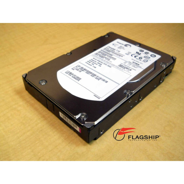 DELL YK580 SEAGATE 300GB 10K SAS 3.5 Hard Drive