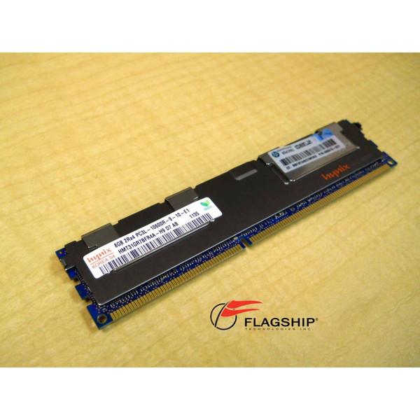 HP/Compaq 604506-B21 8GB 2RX4 PC3L-10600R-9 MEMORY (1X8GB)