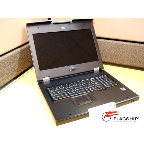 HP 602120-001 TFT76000 G2 CONSOLE (NO RACK KIT)