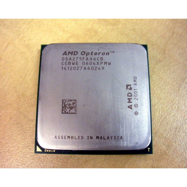 Sun 370-7800 AMD Opteron 275 2.2GHz Dual Core CPU via Flagship Tech