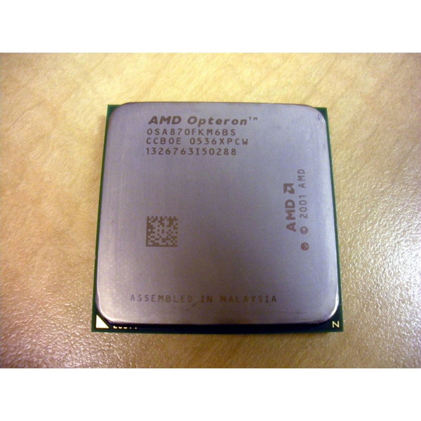 Sun 370-7796 AMD Opteron 870 2.0GHz Dual Core Processor via Flagship Tech