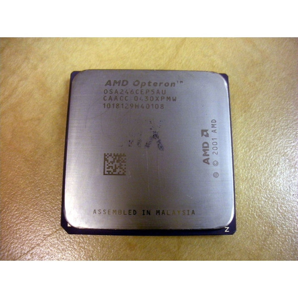 Sun 370-6784 X9205A AMD Opteron 246 2.0GHz Processor via Flagship Tech