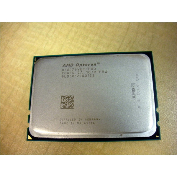 HP 633722-001 AMD 6176 12-Core 2.3GHz/12MB Processor via Flagship Tech
