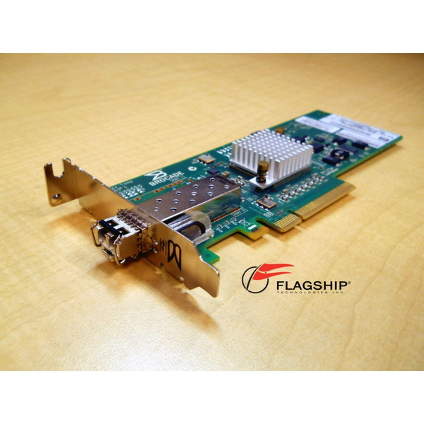 HP 571518-001 AP767A Brocade 41B PCIe Single Port 4GB FC HBA
