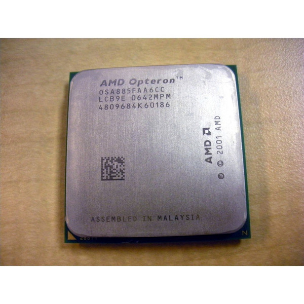 Sun 371-1760 X8211A-Z AMD Opteron 885 Dual Core 2.6GHz Processor via Flagship Tech