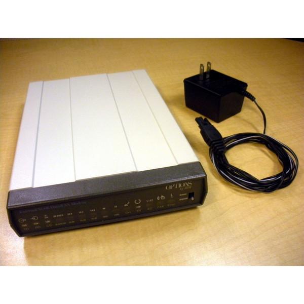 IBM 7852-400 External 33.6K Data/Fax Modem Options by IBM via Flagship Tech