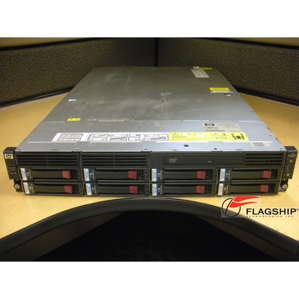 HP BK719A P4300 G2 8TB SAS Storage System - with StoreVirtual Media - LTU