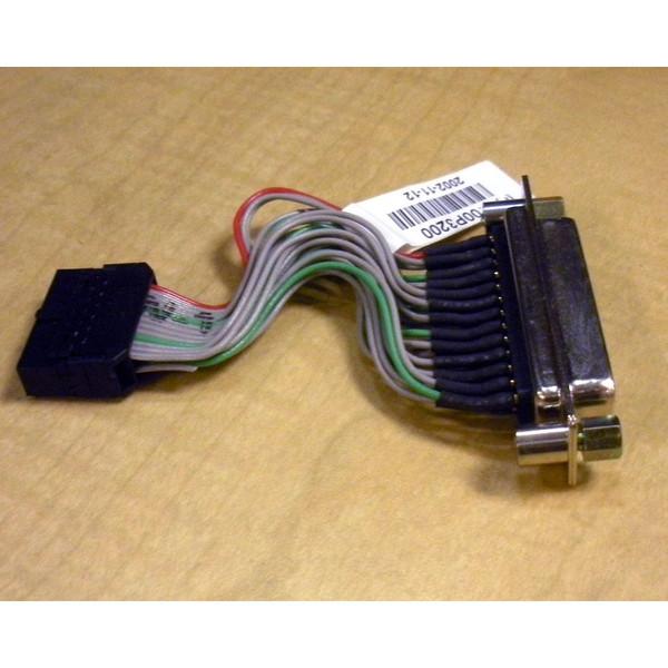 IBM 00P3200 7028 Cable Back Plan to Rs232 Debug Port via Flagship Tech