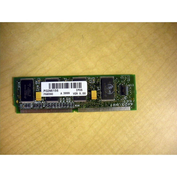 IBM 02N6156 IPDS SIMM VER 5.0 43XX via Flagship Tech