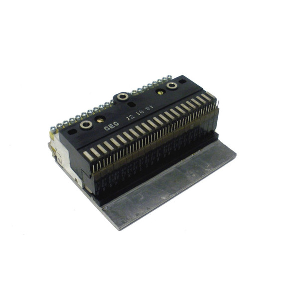 IBM 04F6875 Hammer Block 800 LPM 6252 Printer Parts via Flagship Tech